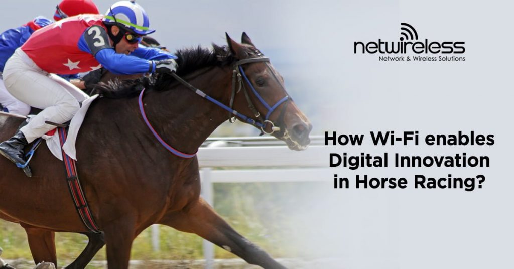 Horse Racing Wireless Networks